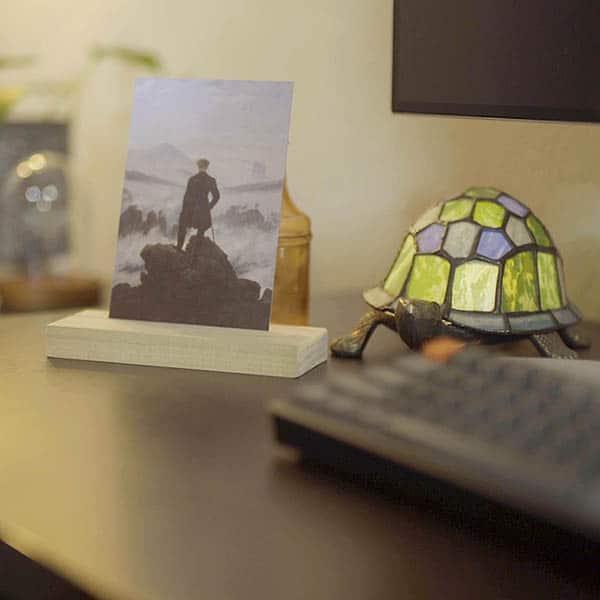 tiny desk art